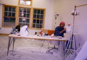 Studio in Anderson Center residency programme
